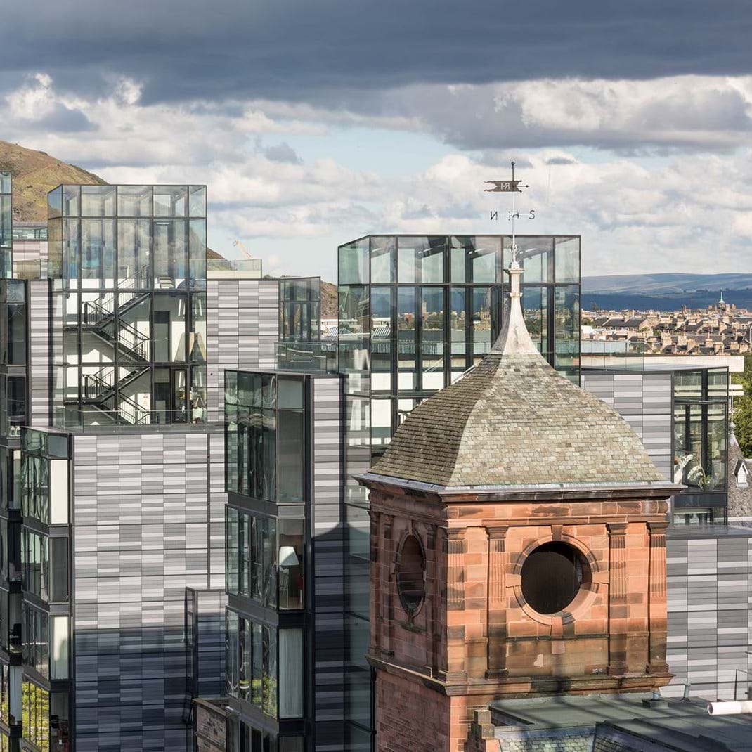 Architecture Tours Edinburgh FO