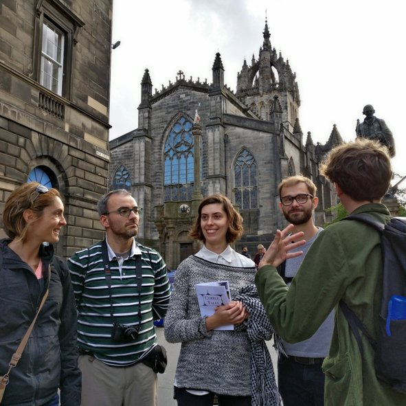 St Giles Cathedral | Edinburgh Old Town A rchitecture Tour | Royal Mile
