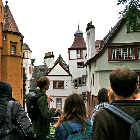 Ramsay garden tour | Patric Geddes | Tudor Cottage | Arts&Crafts | Edinburgh Architecture| Old Town Tour | Royal Mile Tour