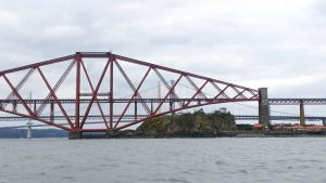 Forth Railway Bridge Island | Edinburgh Tours