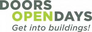 Doors open Days Festival logo | Edinburgh tours