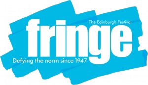 Blue Edinburgh Fringe Festival logo | Edinburgh tours