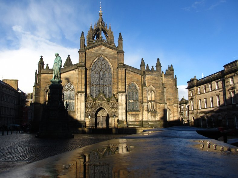 St Giles Cathedral | Edinburgh Old Town | Architecture Tour