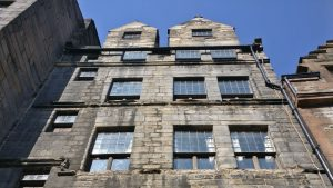 Gladstone Land Dormers | Half Shuttered Windows | Royal Mile Tour | Edinburgh Old Town
