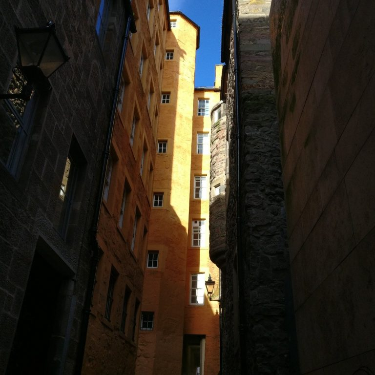 Fisher's Close | Edinburgh Royal Mile Tour