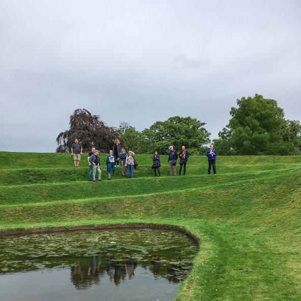 Edinburgh Dean Village Architecture Tour -1-3