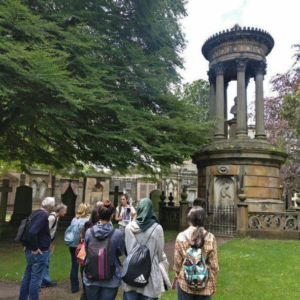 Edinburgh Dean Village Architecture Tour -2-2