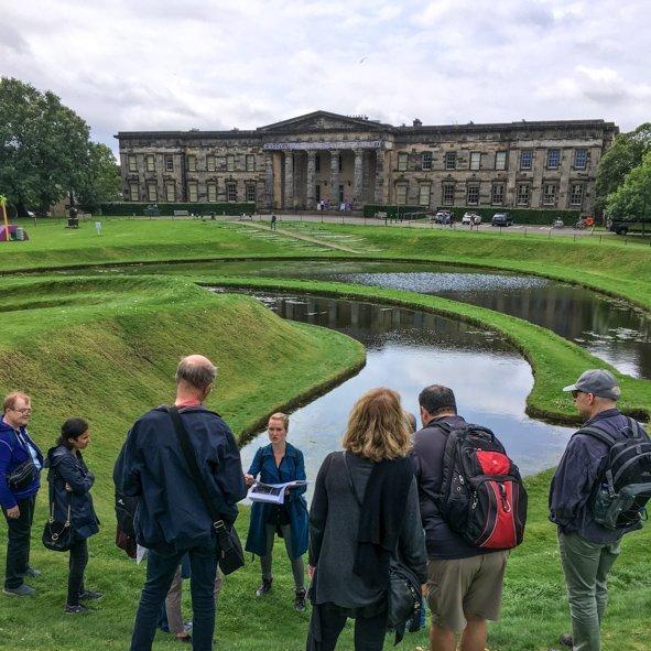 Edinburgh Dean Village Architecture Tour -2-3