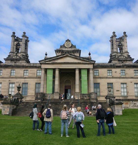 Edinburgh Dean Village Architecture Tour -3