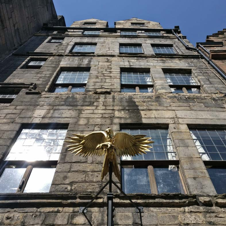 Gladstone Land | Royal Mile | Edinburgh Old Town Architecture Walking Tour