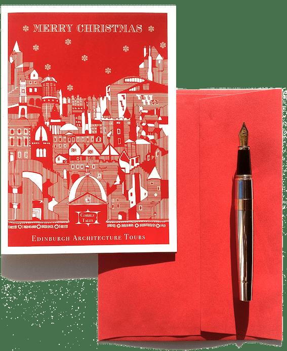 Edinburgh Christmas Gift Cards