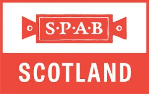 SBAB partner logo to Edinburgh history tours