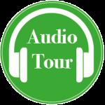Green Edinburgh audio tours badge