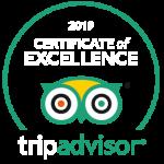 Tripadvisor excellence badge 2019_Edinburgh Walking Tours